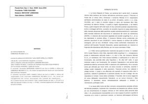 D.Lgs. 231 del 2001 principi di diritto - interesse e vantaggio