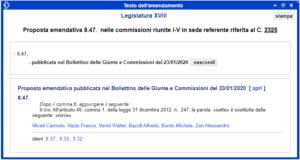 Esame avvocato 2020 - Emendamento Miceli - proroga utilizzo codici annotati